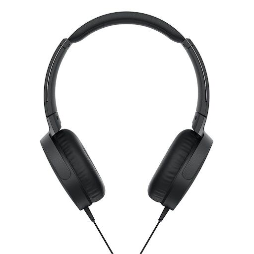 Tai nghe Sony MDR-XB550AP (Đen)-3
