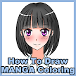 How to draw MANGA Coloring APK