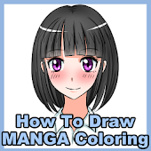 How to Color MANGA