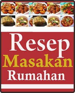 Aneka Resep Masakan Rumahan - náhled