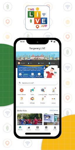 Tangerang LIVE 6.0.9 screenshots 1