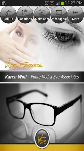 Vision Source Karen Wolf