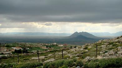 Photo: widoczki spod płaskowyżu