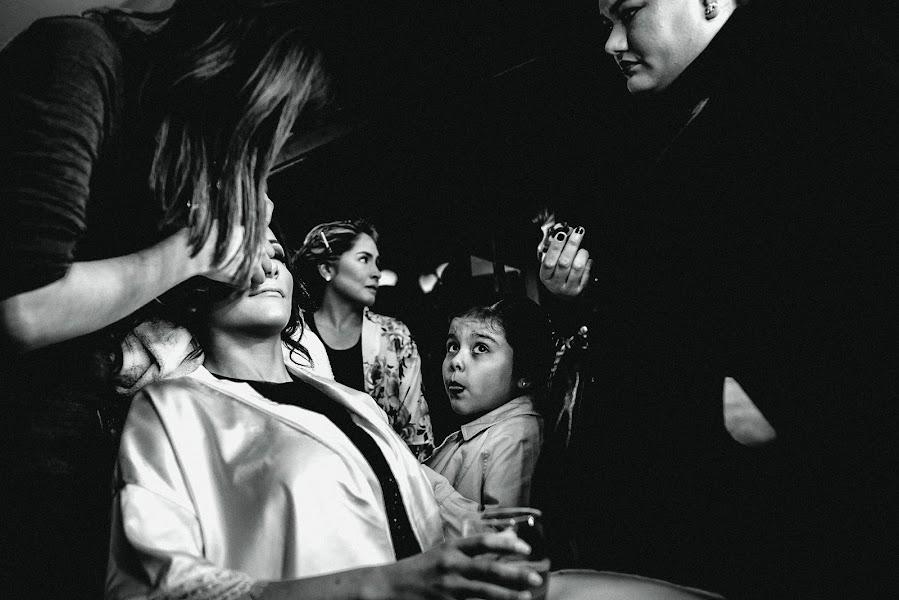 Wedding photographer Valery Garnica (focusmilebodas2). Photo of 05.09.2018