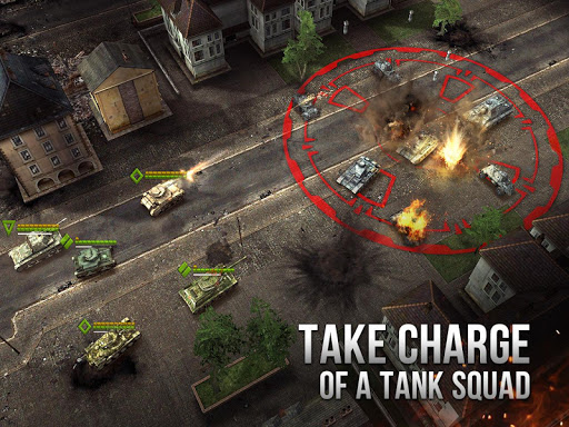 Armor Age: Tank Wars — WW2 Platoon Battle Tactics 1.7.262 screenshots 2