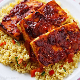 Chipotle Barbecued Tofu.