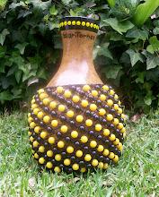 Photo: Shekeré de calabaza
