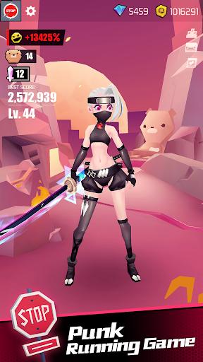 Slash & Girl - Joker World 1.05.3996 screenshots 1
