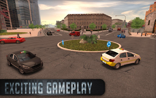 Taxi Sim 2016 screenshot 20
