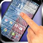 Broken Screen – Prank icon