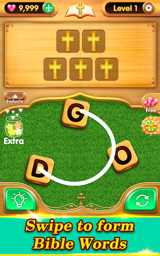 Download Bible Verse Collect - Free Bible Word Games MOD APK 9