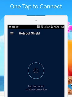 Hotspot Shield Free VPN Proxy & Wi-Fi Security- screenshot thumbnail