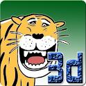 Tiger 3d Cisewu icon