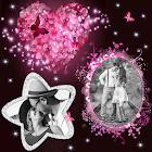 Dual Photo Frames Love icon