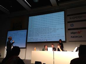 Photo: Hacking Contest 2