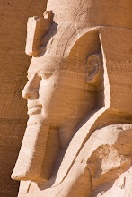 Photo: Abu Simbel, Egypt