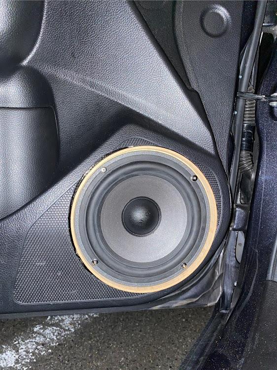 インプレッサ スポーツ GP6のMDF加工,インナーバッフル自作に関するカスタム&メンテナンスの投稿画像1枚目