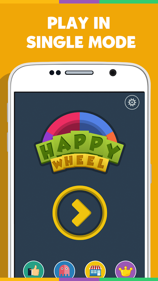 Happy Wheel- screenshot