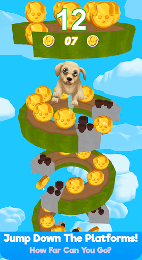 Dog Jumper - Tower Drop  captures d'écran 1