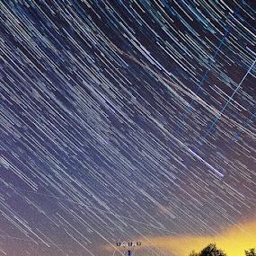 by János Farkas - Landscapes Starscapes