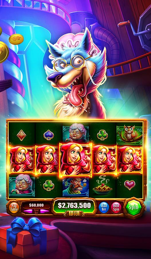 Slotomania Slots- screenshot