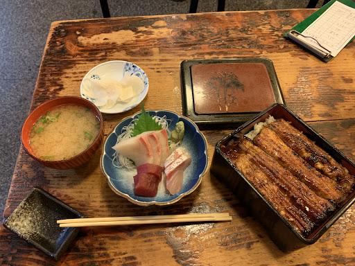 超值鰻魚飯 新鮮魚生