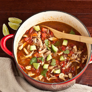 Easy Mexican Chicken Stew.