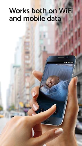 BabyCam: Baby Sleep Monitor & Nanny Cam - 3G, Wifi  screenshots 5