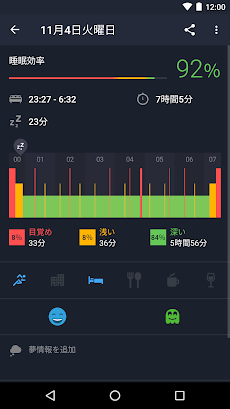 Runtastic 睡眠アプリ Sleep Better: 眠りの質をスリープベターで毎日記録のおすすめ画像2