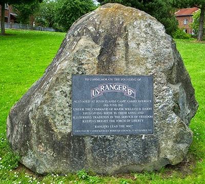 ranger stone