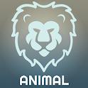 Animal roar icon