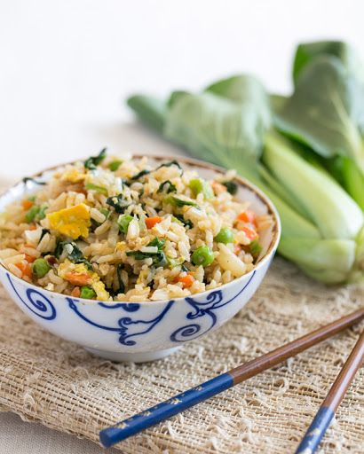 Market Vegetable Fried Rice