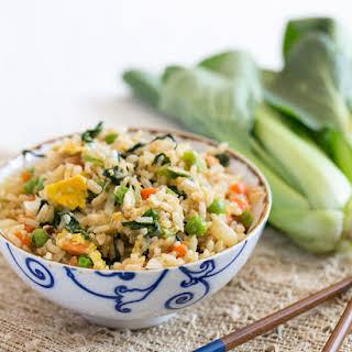 Market Vegetable Fried Rice.