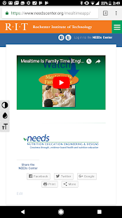 Mealtime is Family Time App!- screenshot thumbnail