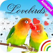 Lovebird Animated Keyboard