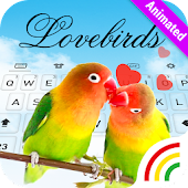 Lovebird Animated Keyboard