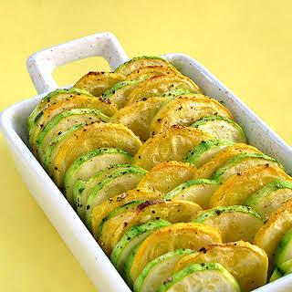 Roasted Summer Vegetables.