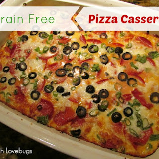 Grain Free Pizza Casserole 1