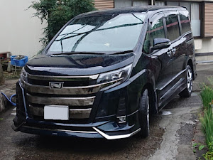 ノア ZRR85W Si W×B 4WD のカスタム事例画像 ささやんさんの2018年09月01日18:50の投稿