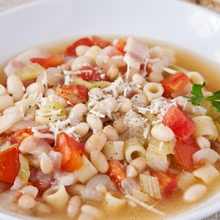 Bean Soup with Pasta (Pasta e Fagioli)