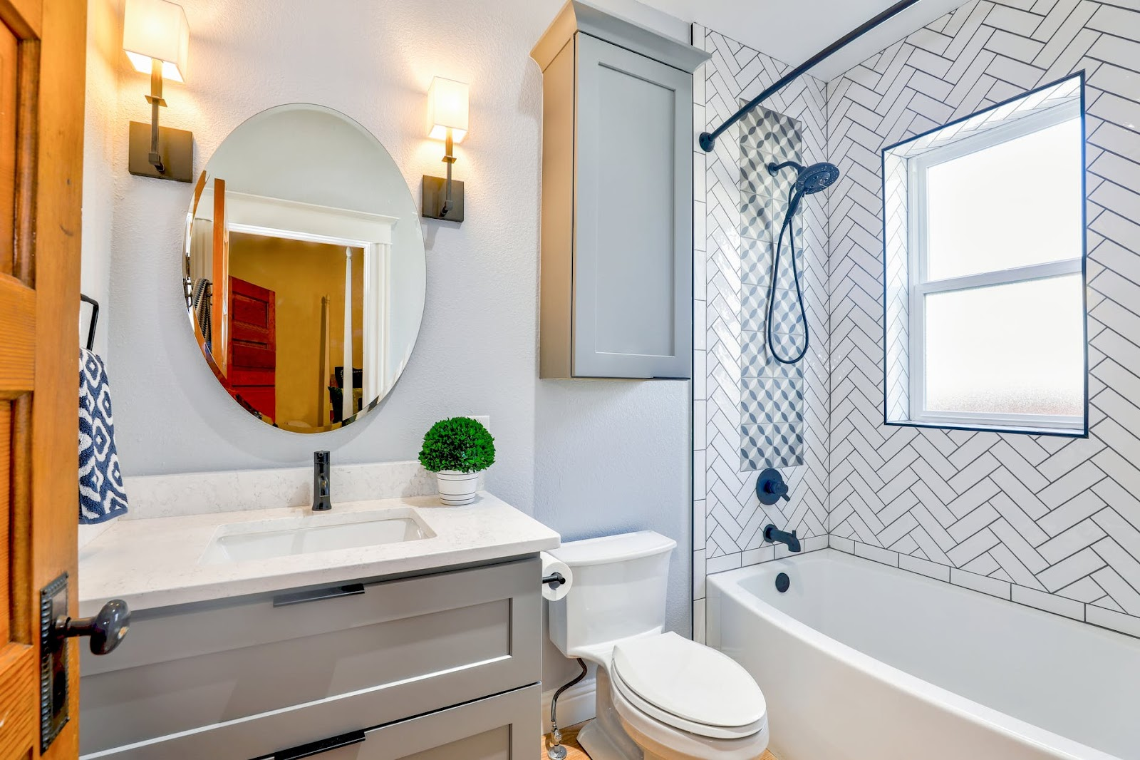 child-proofing your home - bathroom