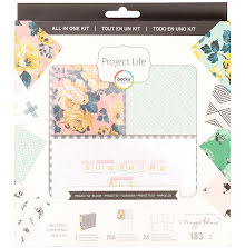 Project Life All-In-One Album Kit - Becky Higgins Bloom Edition