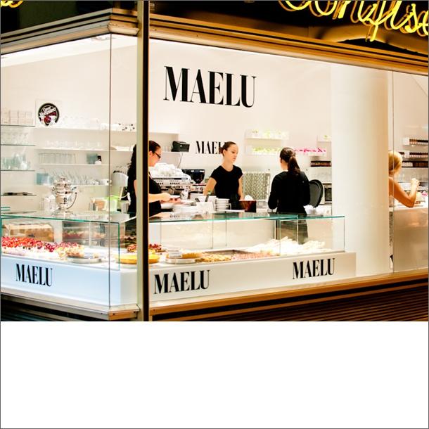 珠宝精品甜食-MAULE| 约会 第1张