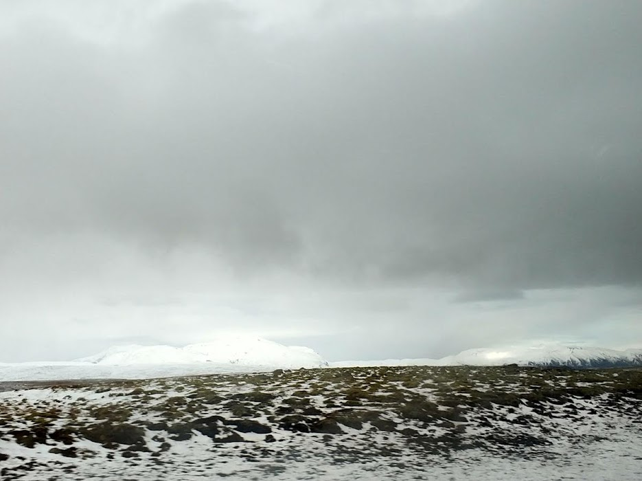 Наша Исландия. Автостоп. 7 дней. Октябрь 2018