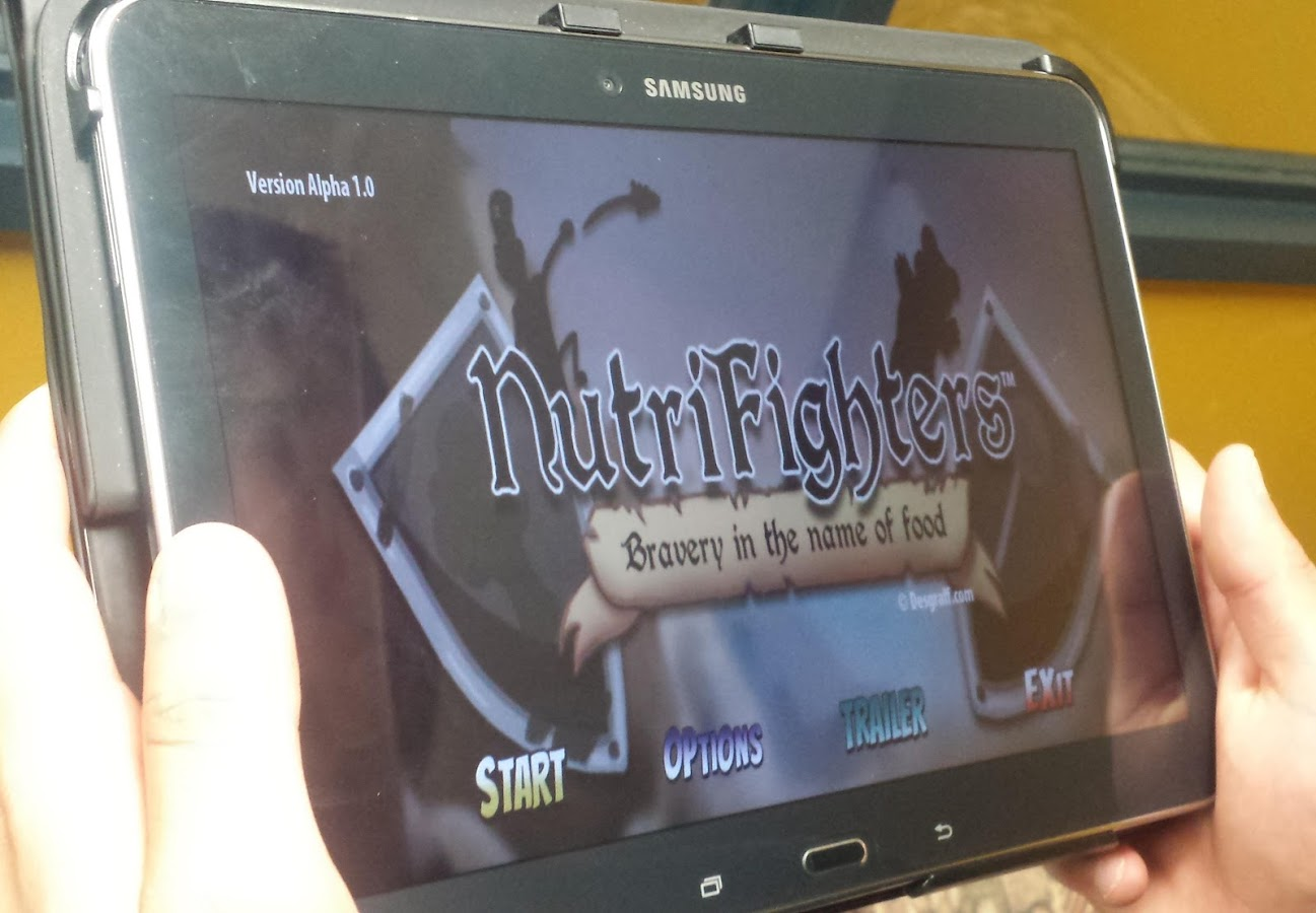 Nutrifighters double-jump- screenshot