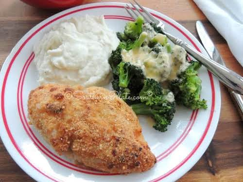 """Granny's Oven Fried Chicken""""The chicken I am sharing with you today is..."""