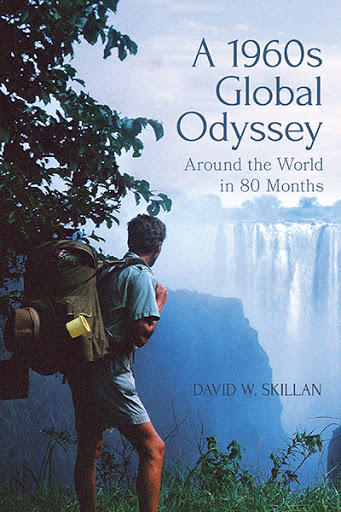 A 1960s Global Odyssey cover