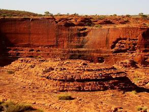 Photo: Kings Canyon en Australie