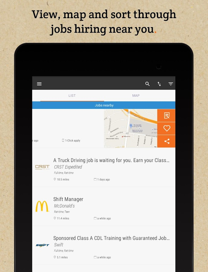 Find Jobs with Snagajob- screenshot