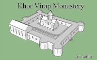 Khor Virap Monastery -Armenia-